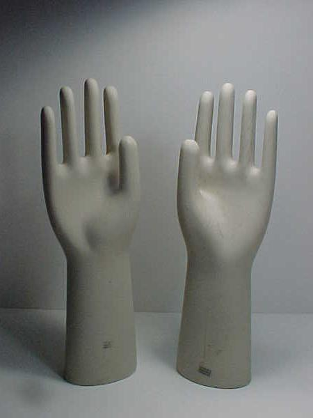 Glove forms