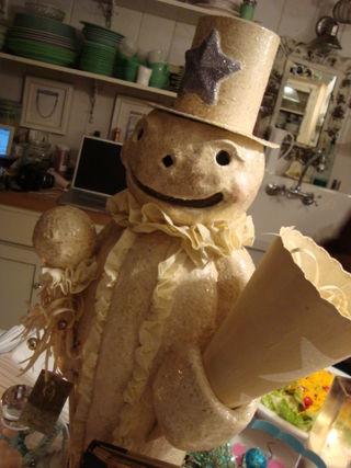 Snowman lola