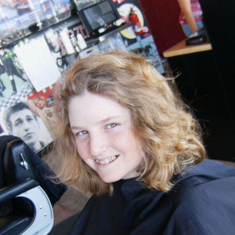 Mikeys haircut 034