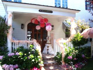 Jane's entrance