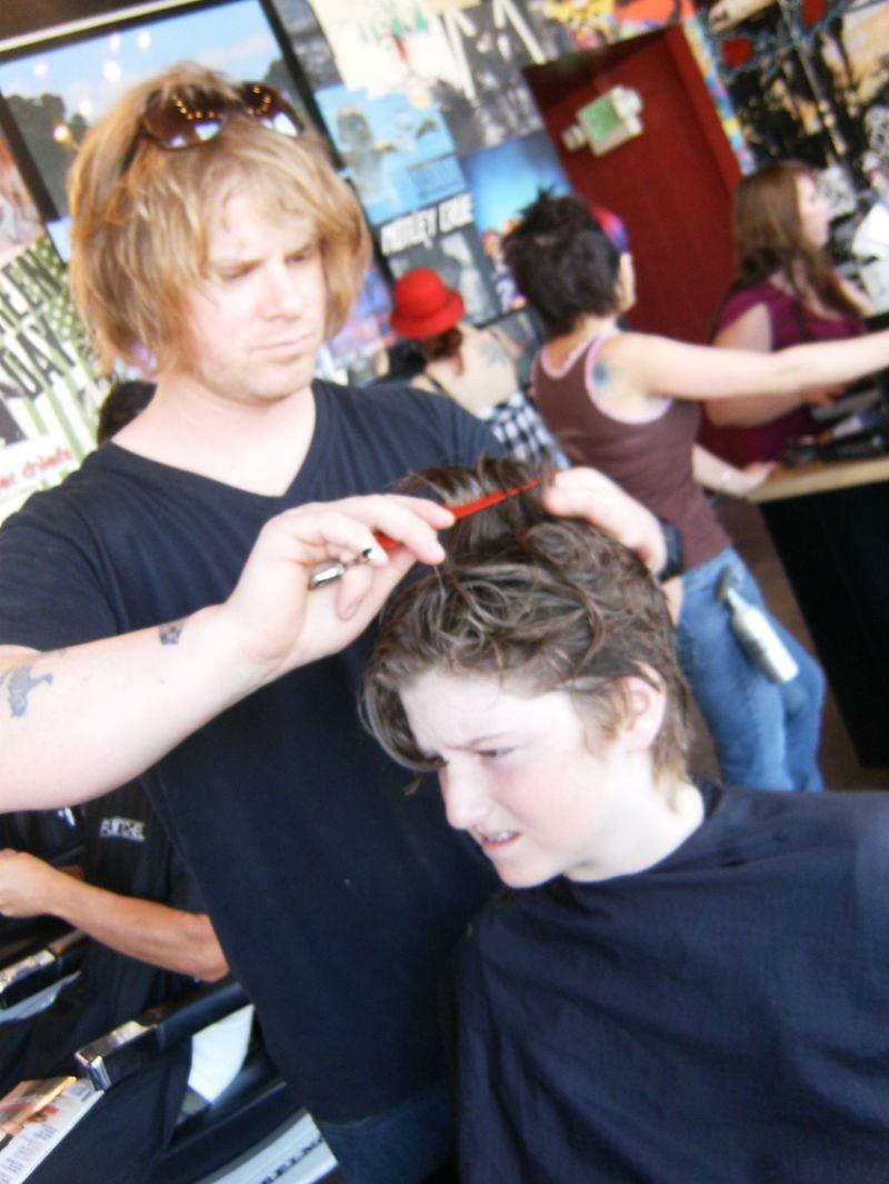 Mikeys haircut 039