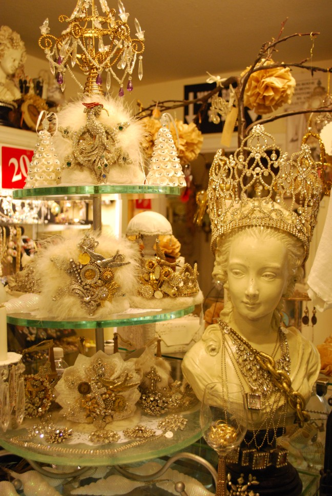 Vignettes tiara