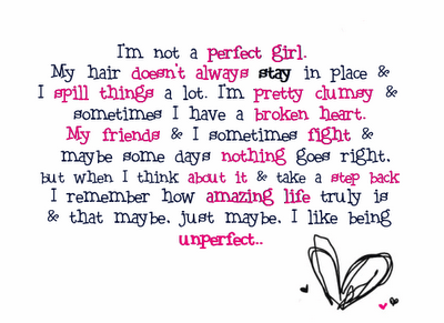 Unperfect