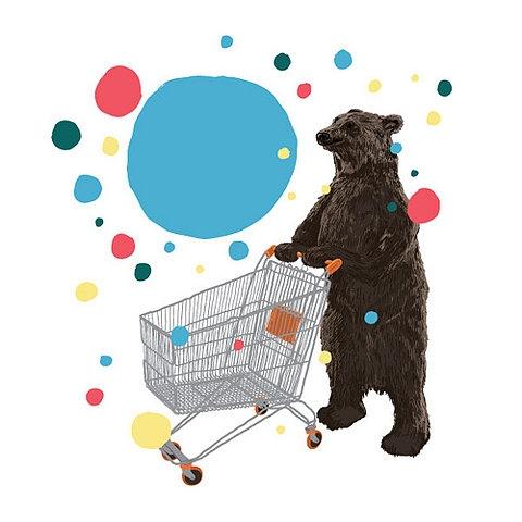 Bear cart