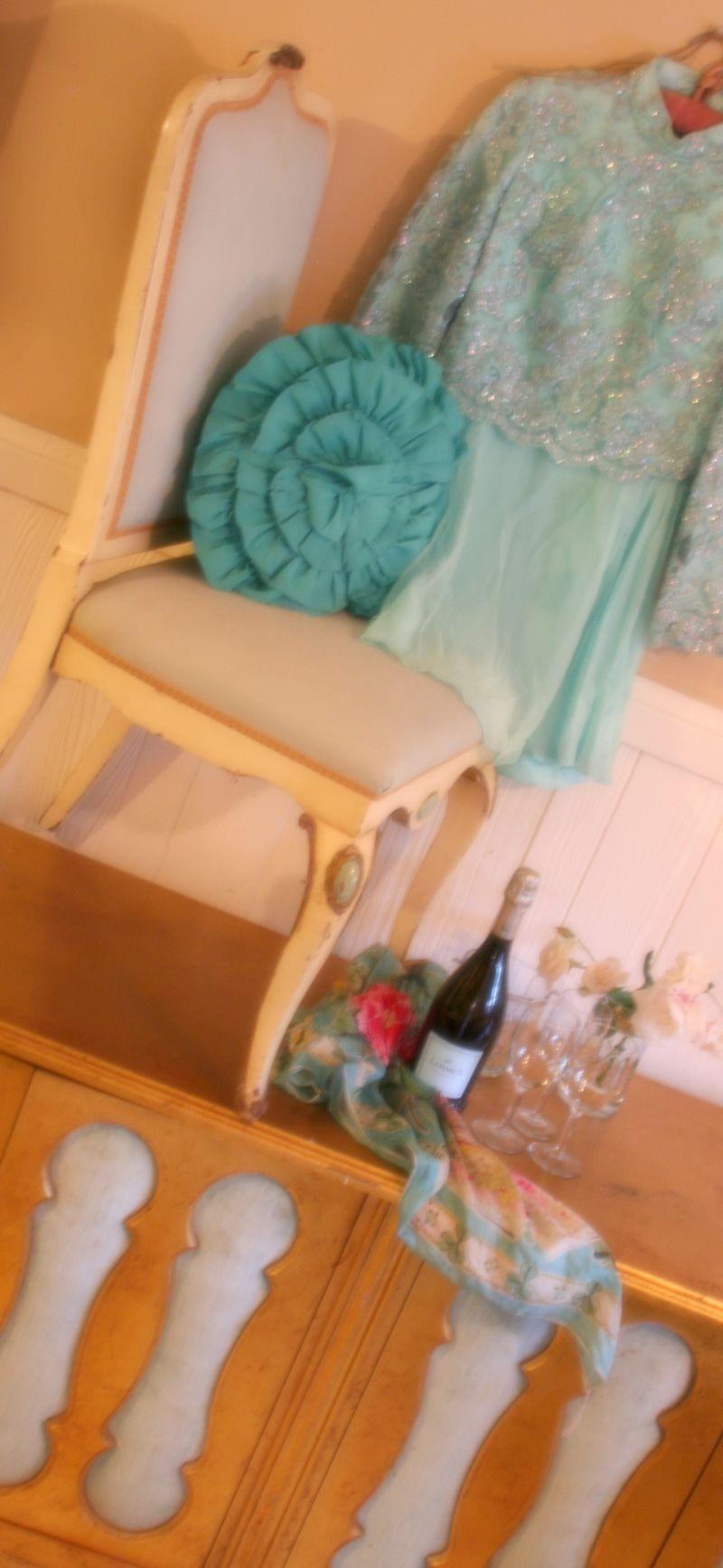 Turquoise velvet 002